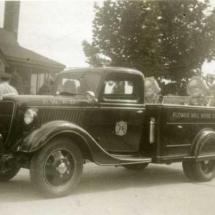 FHHCO: 1935 Ford pumper/racing truck