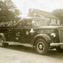 FHHCO: c. 1930 Mack @ tournament in 1938