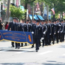2005 Memorial Day Parade, Port Washington, New York.